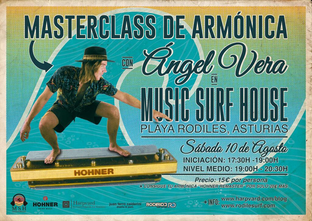 masrterclass armónica rodiles asturias